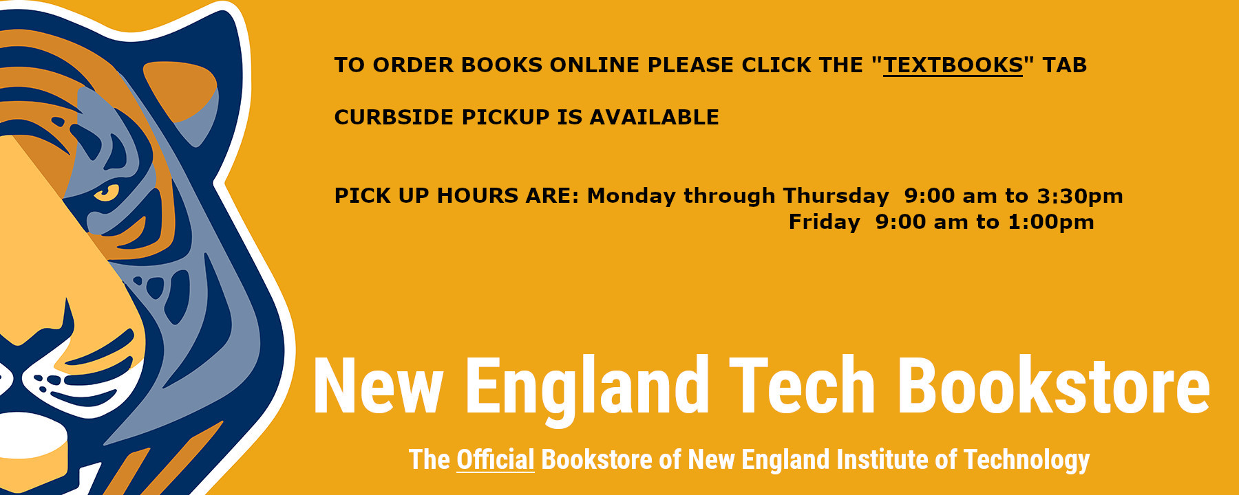 New England Tech Bookstore. The Official Bookstore of New England Institute of Technology